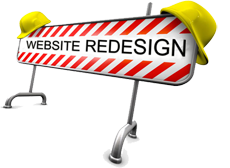 Причины редизайна сайта