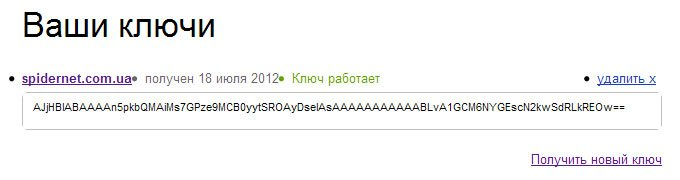 Установка Яндекс.Карты